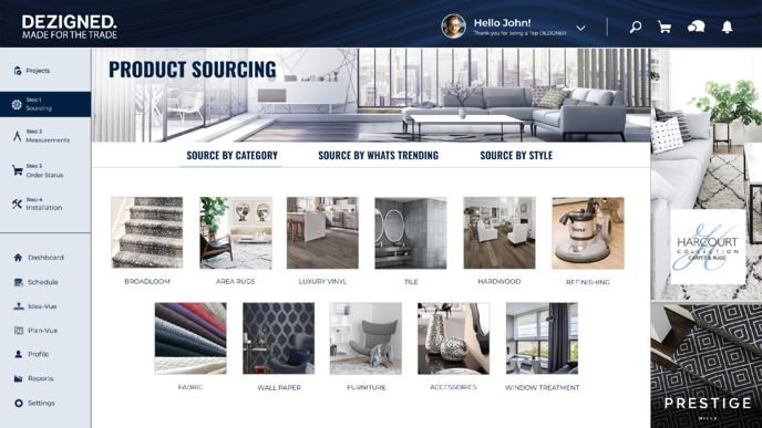 DEZIGNED. Product Sourcing Screen_9@2x
